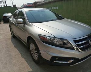 Honda Accord CrossTour 2013 EX-L W/Navigation Silver | Cars for sale in Lagos State, Amuwo-Odofin