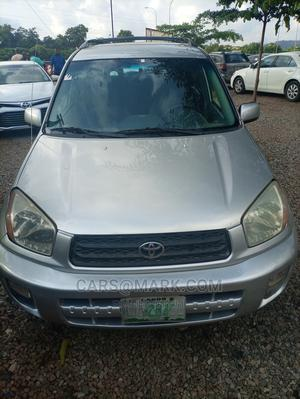 Toyota RAV4 2003 Automatic Silver | Cars for sale in Abuja (FCT) State, Gwarinpa