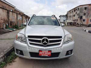 Mercedes-Benz GLK-Class 2010 350 Silver | Cars for sale in Lagos State, Amuwo-Odofin