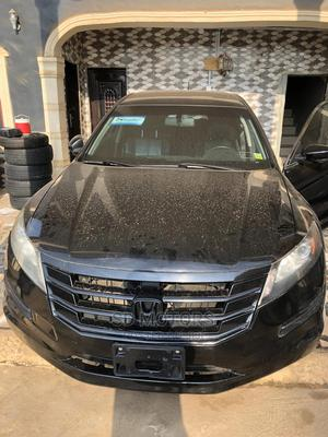 Honda Accord CrossTour 2012 EX-L Black | Cars for sale in Ogun State, Ijebu Ode