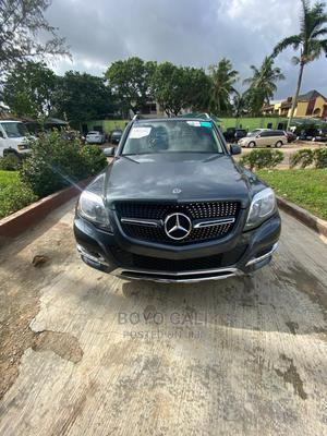 Mercedes-Benz GLK-Class 2014 350 4MATIC Gray | Cars for sale in Lagos State, Ipaja