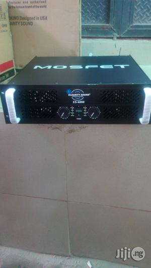 6000 Watts Amplifier   Audio & Music Equipment for sale in Lagos State