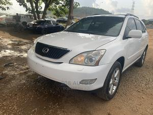 Lexus RX 2007 350 White | Cars for sale in Abuja (FCT) State, Gwarinpa