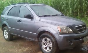 Kia Sorento 2005 3.5 V6 Automatic Gray   Cars for sale in Ondo State, Akure