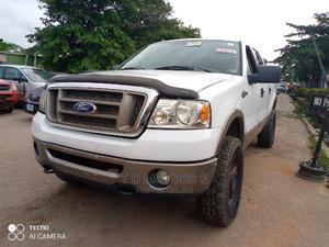 Ford Ranger 2006 2.5 TD Double Cab XLT 4x4 White | Cars for sale in Lagos State, Ikeja