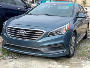 Hyundai Sonata 2016 Green   Cars for sale in Lagos State, Ikeja