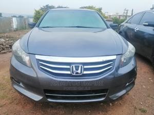 Honda Accord 2010 Sedan EX Automatic Gray | Cars for sale in Abuja (FCT) State, Jabi