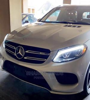 Mercedes-Benz GLE-Class 2017 Silver   Cars for sale in Rivers State, Port-Harcourt