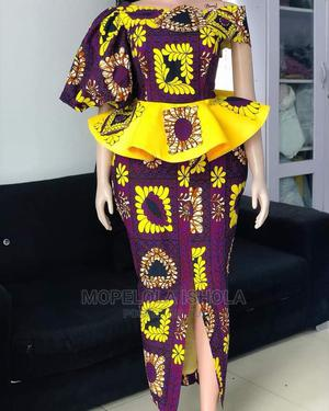 Ankara Pencil Style      Clothing for sale in Lagos State, Yaba