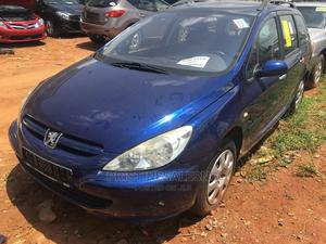 Peugeot 307 2003 SW Blue | Cars for sale in Lagos State, Isolo