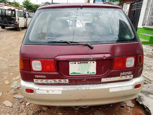 Toyota Picnic 2007 Red   Cars for sale in Lagos State, Ikorodu