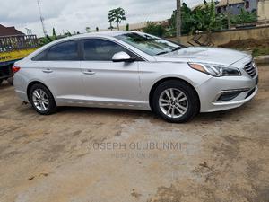 Hyundai Sonata 2015 Silver | Cars for sale in Lagos State, Ojo