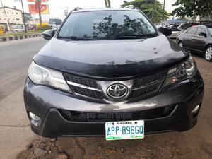 Toyota RAV4 2014 Gray | Cars for sale in Lagos State, Surulere