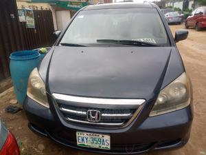 Honda Odyssey 2006 EX Blue | Cars for sale in Lagos State, Isolo