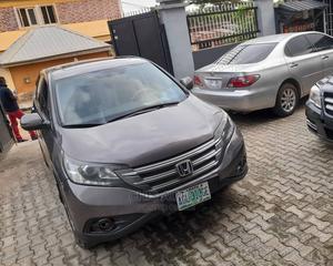 Honda CR-V 2013 Gray | Cars for sale in Lagos State, Ikeja