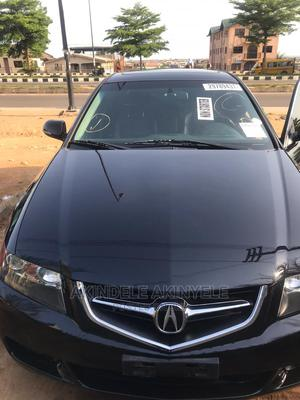 Acura TSX 2007 Automatic Black | Cars for sale in Lagos State, Ikorodu