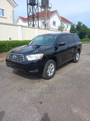 Toyota Highlander 2010 Black | Cars for sale in Abuja (FCT) State, Wuse 2