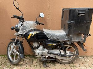 New TVS Apache 180 RTR 2020 Black | Motorcycles & Scooters for sale in Enugu State, Enugu
