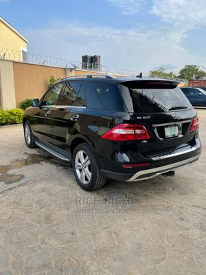 Mercedes-Benz M Class 2013 ML 350 4Matic Blue | Cars for sale in Abuja (FCT) State, Central Business Dis