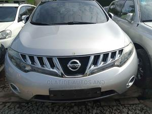 Nissan Murano 2009 SL 4WD Silver | Cars for sale in Lagos State, Ikeja