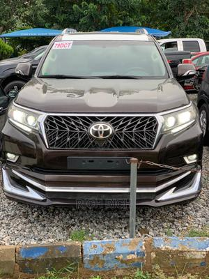 New Toyota Land Cruiser Prado 2020 4.0 Brown | Cars for sale in Abuja (FCT) State, Central Business District