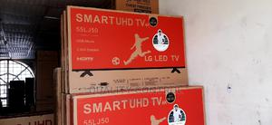 LG LED Uhd4k 55 Inches | TV & DVD Equipment for sale in Abuja (FCT) State, Wuse
