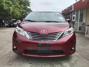 Toyota Sienna 2011 XLE 7 Passenger Red   Cars for sale in Lagos State, Ikeja