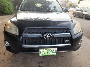 Toyota RAV4 2009 Limited V6 4x4 Black | Cars for sale in Lagos State, Surulere