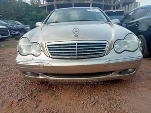 Mercedes-Benz C240 2004 Gold | Cars for sale in Abuja (FCT) State, Central Business District