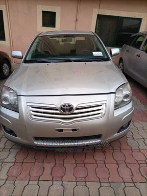 Toyota Avensis 2008 Silver   Cars for sale in Lagos State, Ikeja