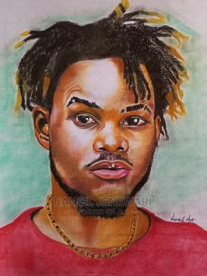 A Portrait Art From Daniel Art | Arts & Crafts for sale in Lagos State, Ajah