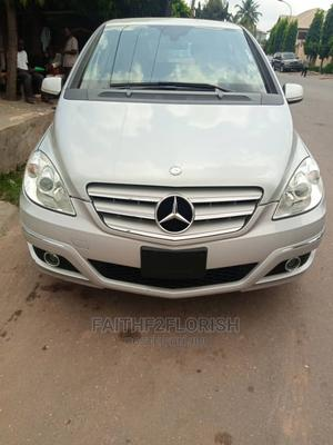 Mercedes-Benz B-Class 2010 Silver | Cars for sale in Lagos State, Ikeja