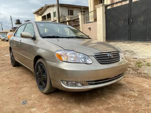 Toyota Corolla 2007 LE Gold | Cars for sale in Lagos State, Alimosho