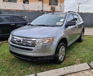 Ford Edge 2007 SE 4dr AWD (3.5L 6cyl 6A) Silver | Cars for sale in Lagos State, Ikeja