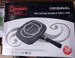 Dessini Die Casting Double Grill Pan | Kitchen & Dining for sale in Lagos State, Lagos Island (Eko)