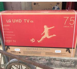 75inch LG Smart TV | TV & DVD Equipment for sale in Lagos State, Magodo
