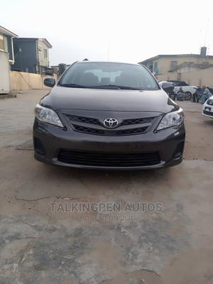 Toyota Corolla 2013 Gray   Cars for sale in Lagos State, Surulere