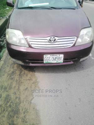 Toyota Corolla 2004 Red | Cars for sale in Rivers State, Obio-Akpor