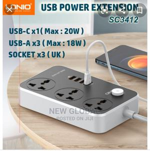 4in1 USB Electrical Extension   Electrical Equipment for sale in Lagos State, Ojo