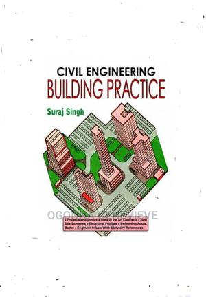 Civil Engineering Building Pratice by Suraj Singh   Books & Games for sale in Lagos State, Yaba