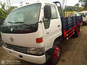 Toyota Dyna 300 6 Tons Dark Blue.   Trucks & Trailers for sale in Lagos State, Apapa