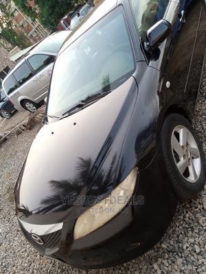 Mazda 6 2006 1.8 Comfort Black | Cars for sale in Abuja (FCT) State, Garki 2