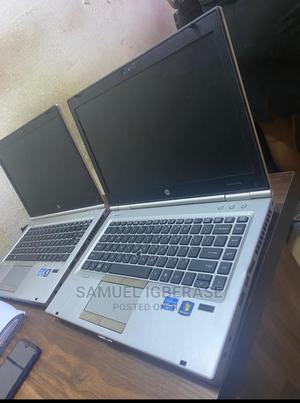 Laptop HP EliteBook 8460P 4GB Intel Core I5 320GB | Laptops & Computers for sale in Edo State, Benin City