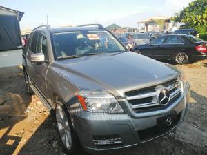 Mercedes-Benz GLK-Class 2010 350 4MATIC Beige | Cars for sale in Lagos State, Apapa