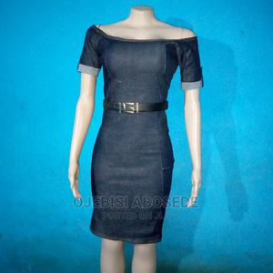 Jean Pencil Gown and Skirt   Clothing for sale in Oyo State, Afijio