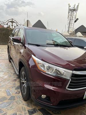 Toyota Highlander 2017 Brown | Cars for sale in Abuja (FCT) State, Gwarinpa