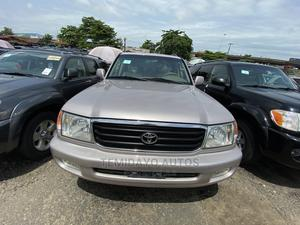Toyota Land Cruiser 2003 Silver   Cars for sale in Lagos State, Apapa