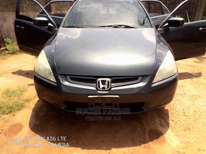 Honda Accord 2005 2.4 Type S Black | Cars for sale in Oyo State, Ibadan