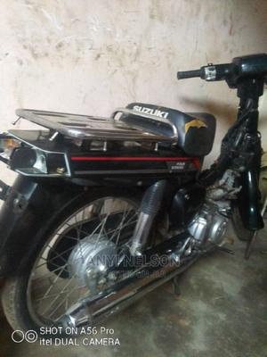 Suzuki 2017 Green   Motorcycles & Scooters for sale in Anambra State, Nnewi