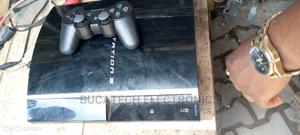 PS3 With Two Pad   Video Game Consoles for sale in Lagos State, Ojo